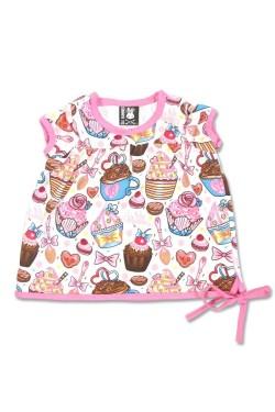 Haut cupcakes pour bébé