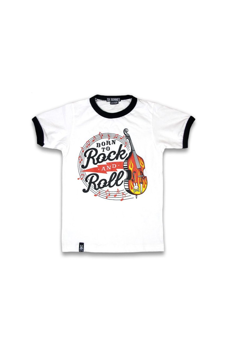 Te shirt enfant rockabilly