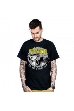 Tee shirt toxico rat rod