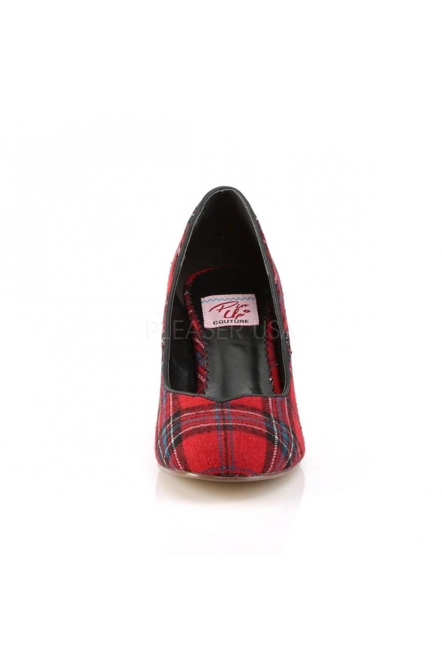 chaussure ecossais