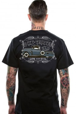 Tee shirt lucky13 pick-up