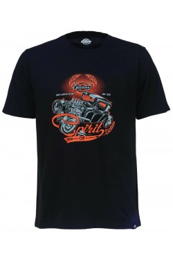 Tee shirt dickies hot rod