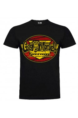 Tee shirt Gas monkey garage vintage