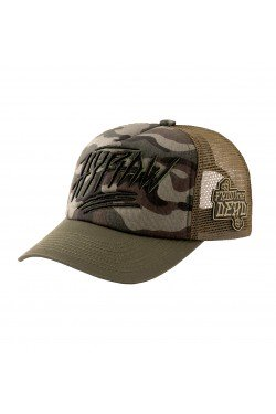 Casquette hyraw hunter camouflage