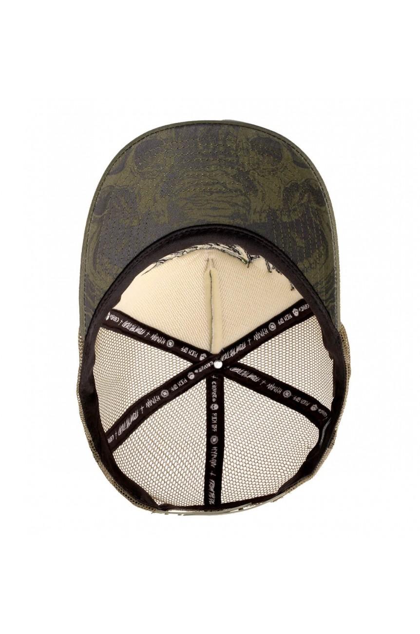 Hyraw casquette camouflage