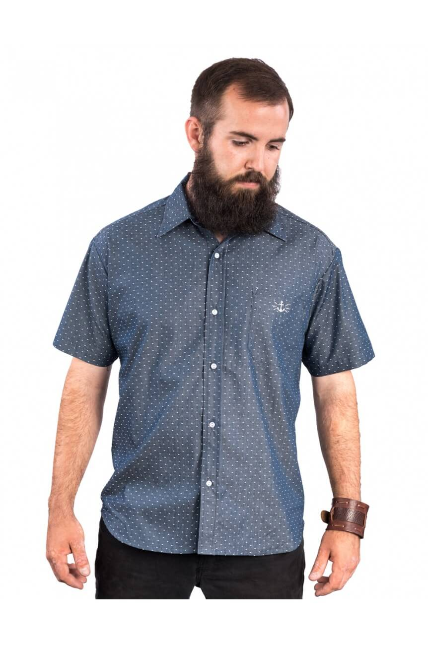 Homme Des Années 50 chemise homme années 50 steady clothing