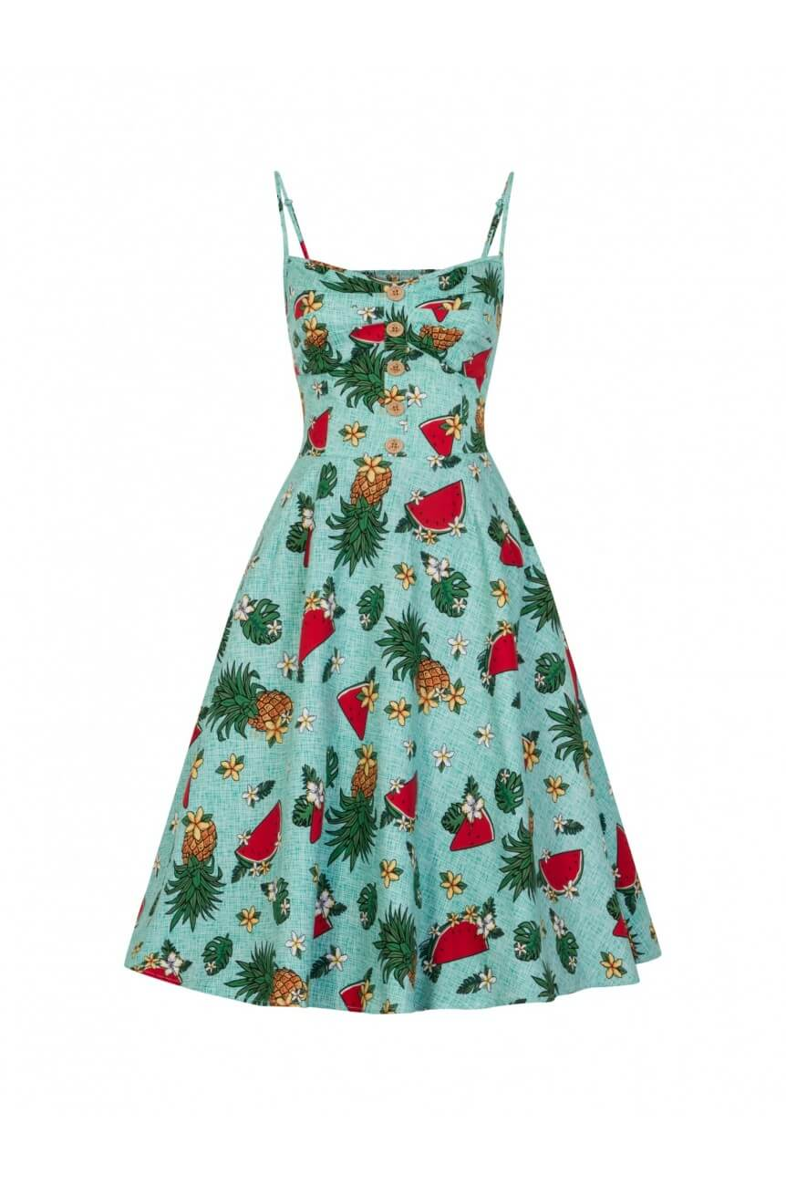 Robe collectif tropicale