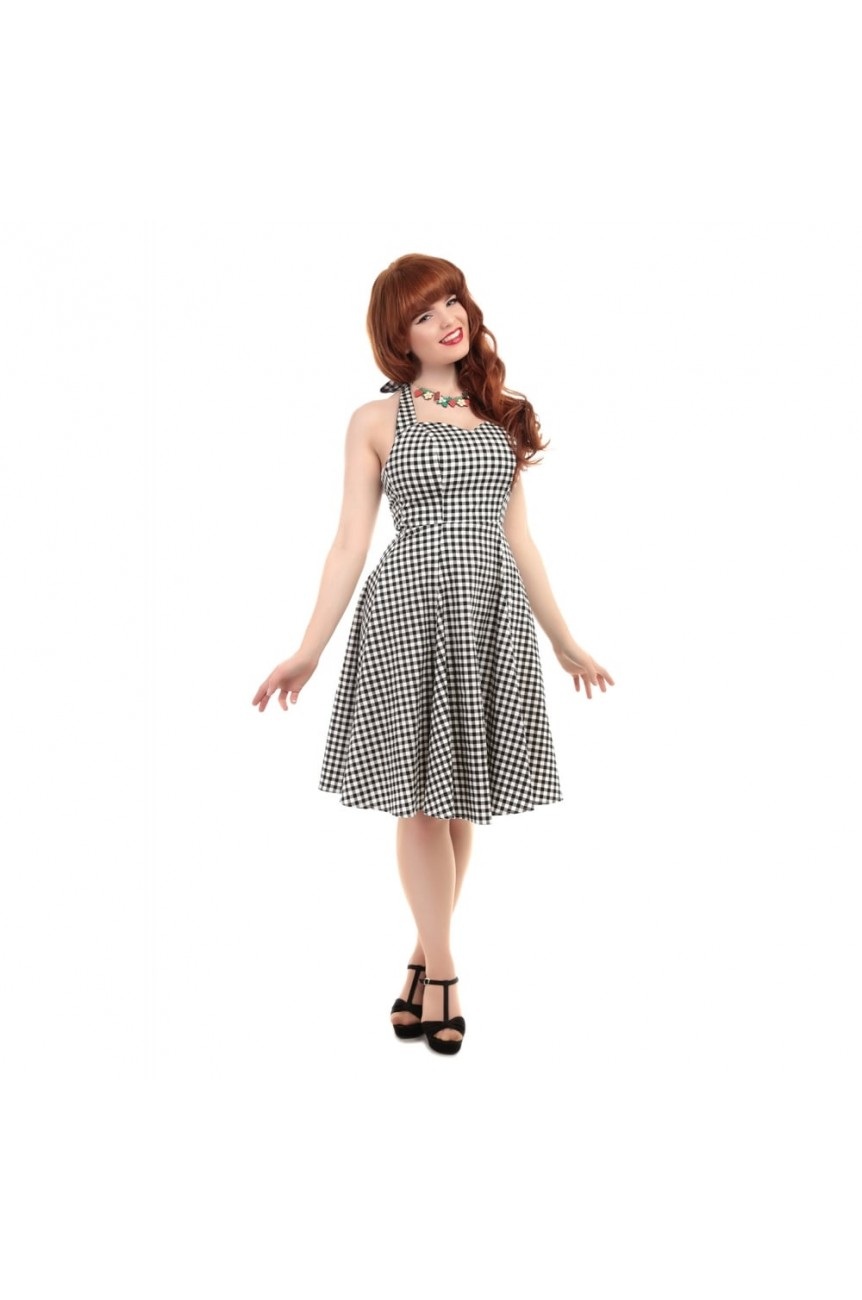 Robe swing collectif