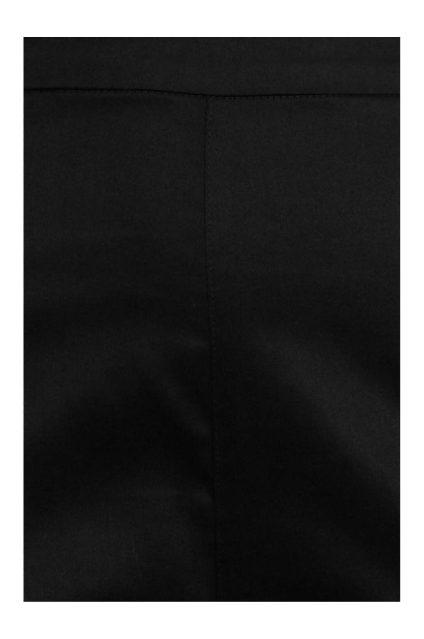Pantacourt noir pinup
