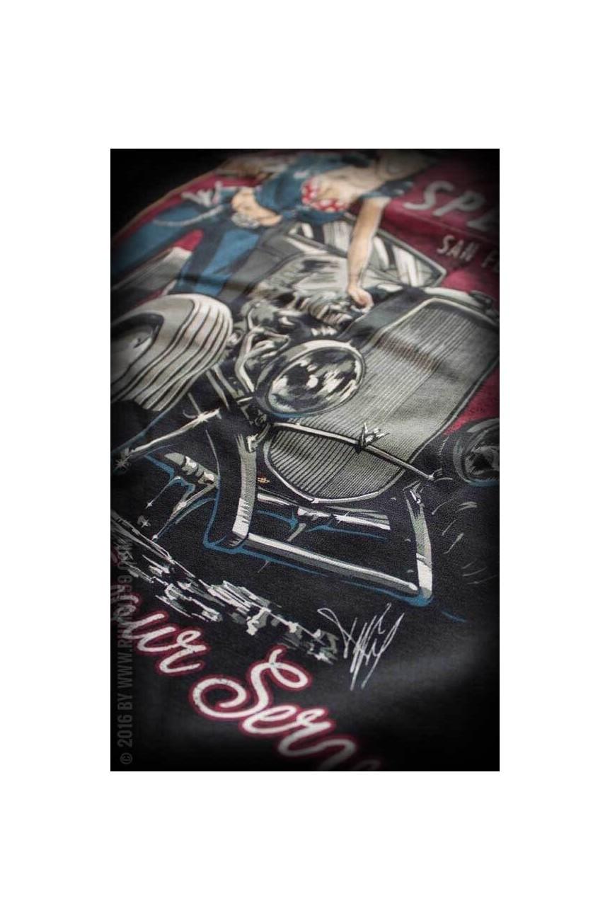 Tee shirt sppe shop femme rumble59