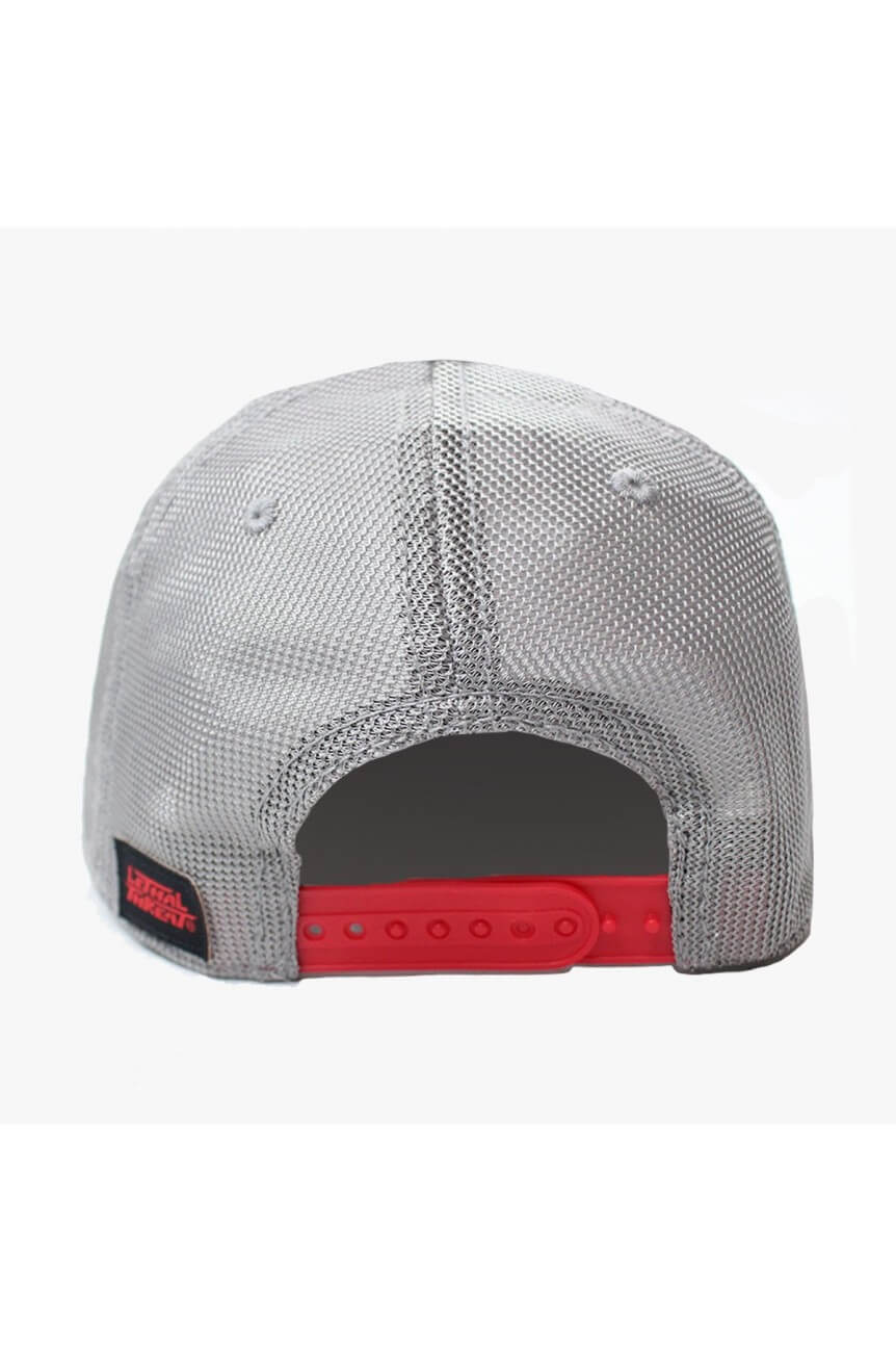 Casquette no regrets lethal threat