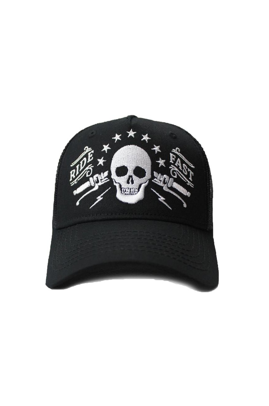 Ride fast hat