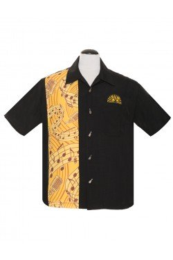 Chemise Sun records rockabilly