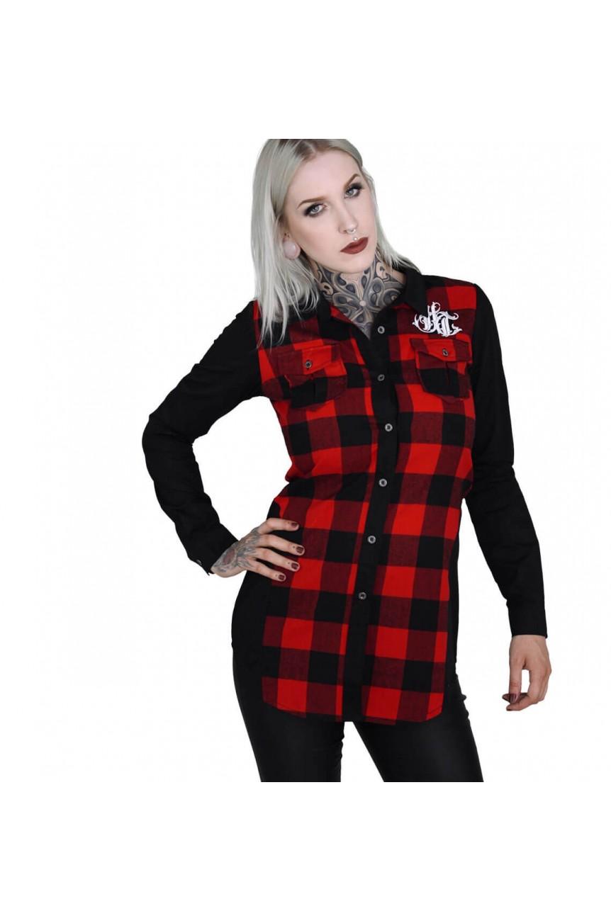 Veste tunique Hyraw clothing femme