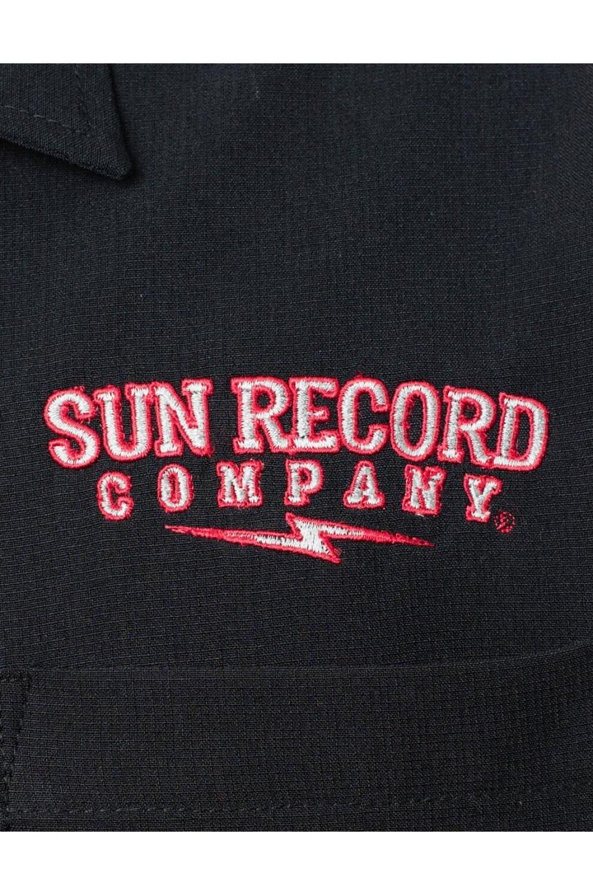 Chemise rockabilly sun records