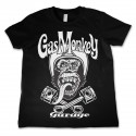 Tee shirt enfant gas money garage biker monkey