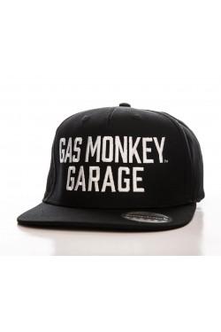 Casquette gas monkey garage logo