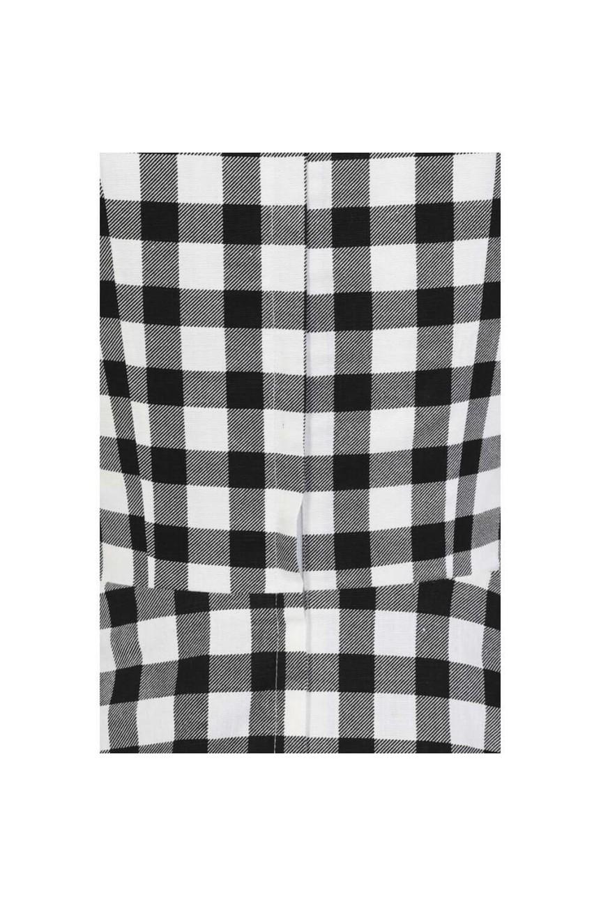 Robe Vichy 1950