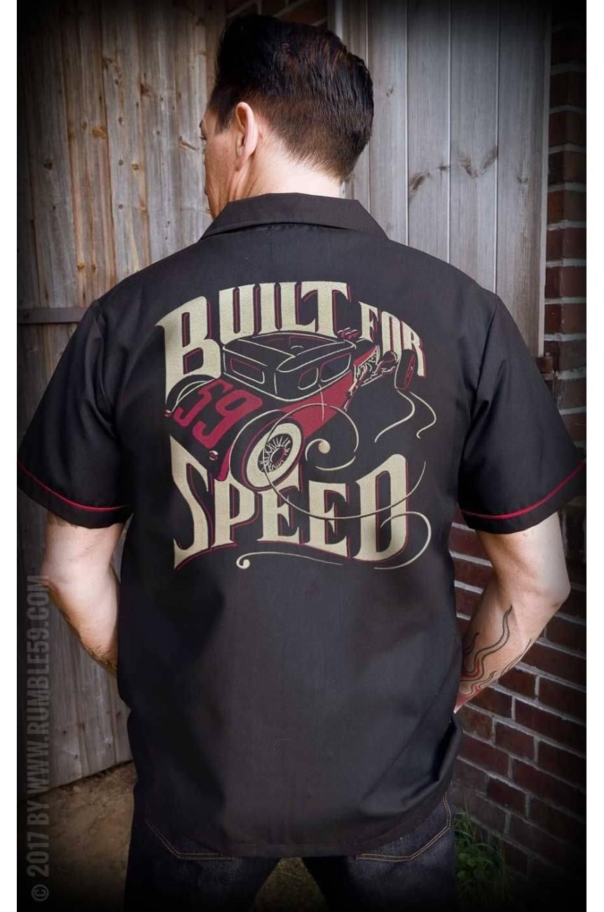 Chemise custom build for speed