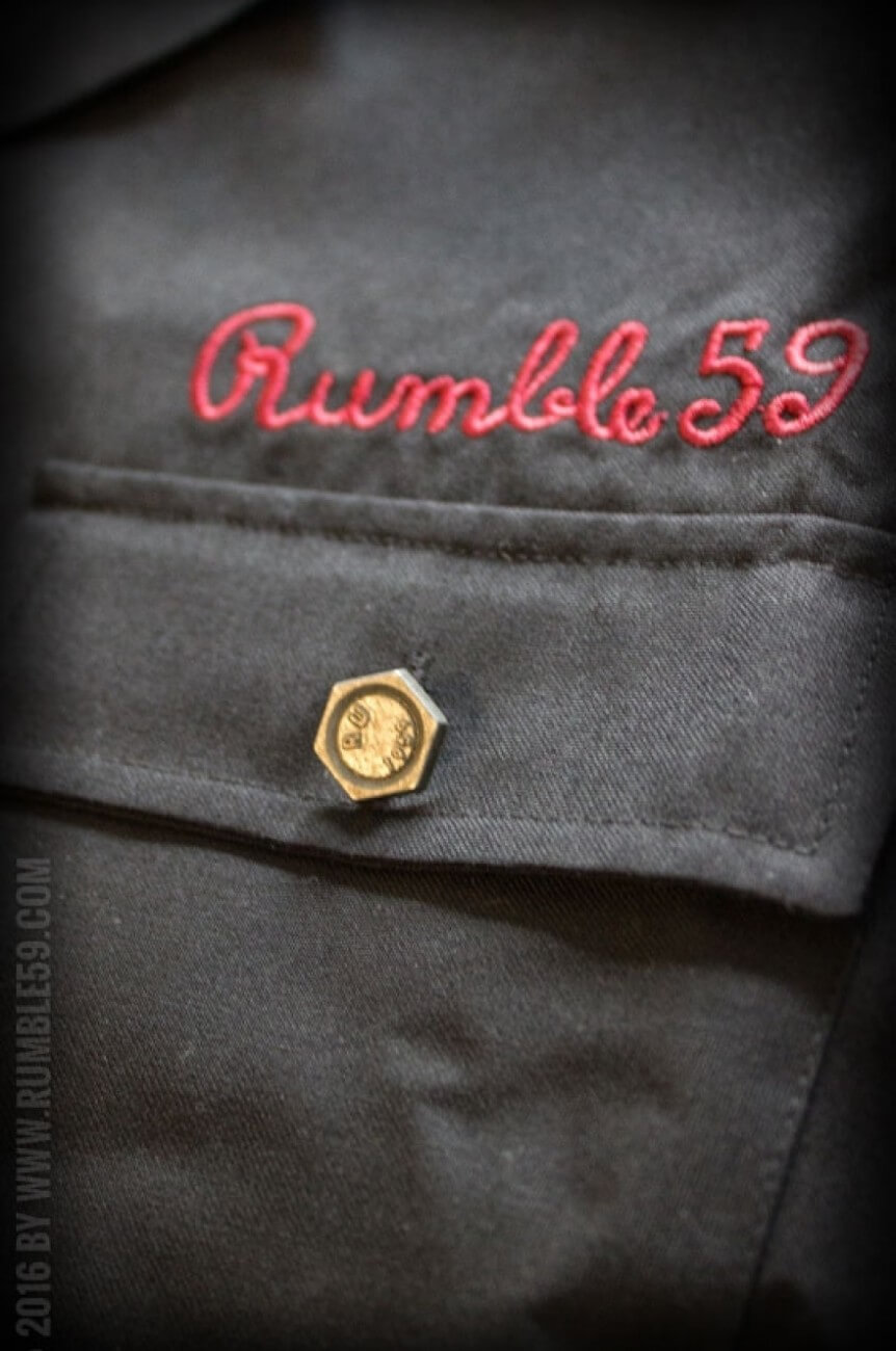 Chemise fifties rumble59