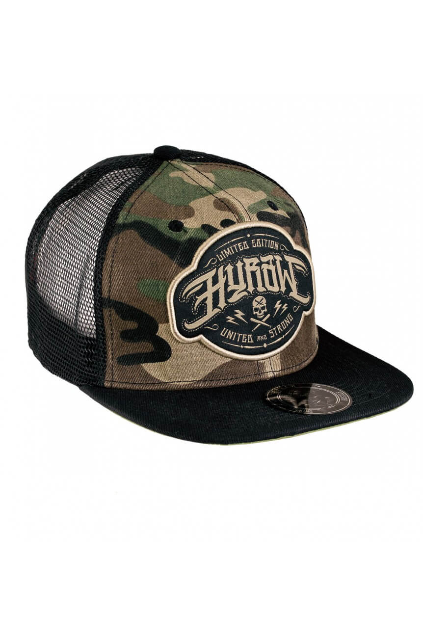 Casquette death to hipster-Hyraw