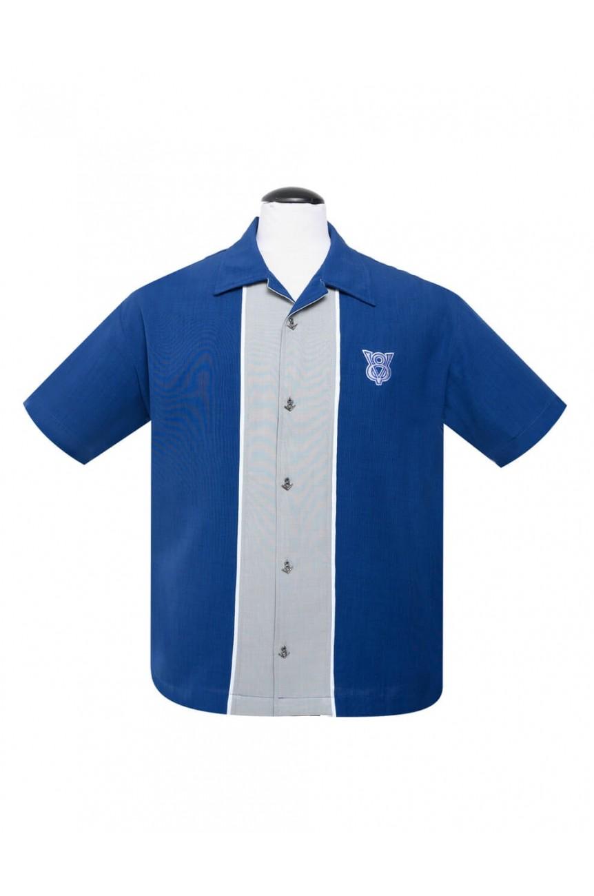 Chemise bouton V8 steady clothing