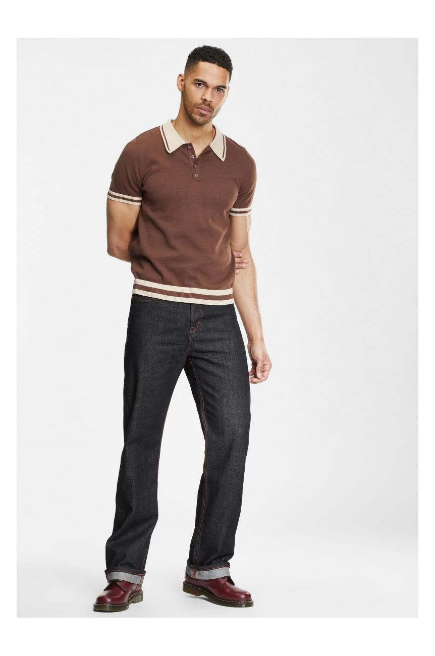 Polo vintage homme