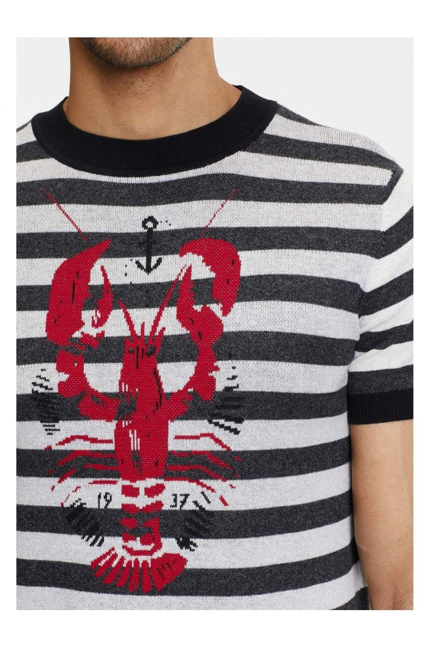 Pull rockabilly homme