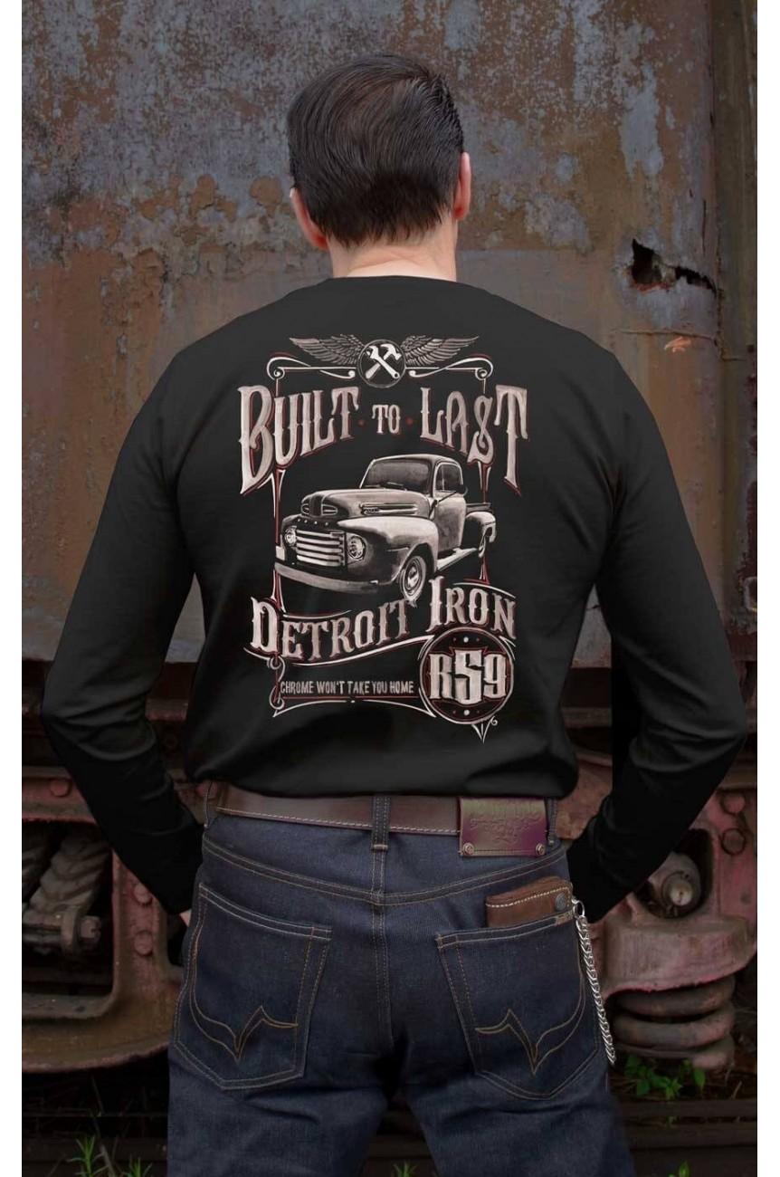 Tee shirt pick-up americain