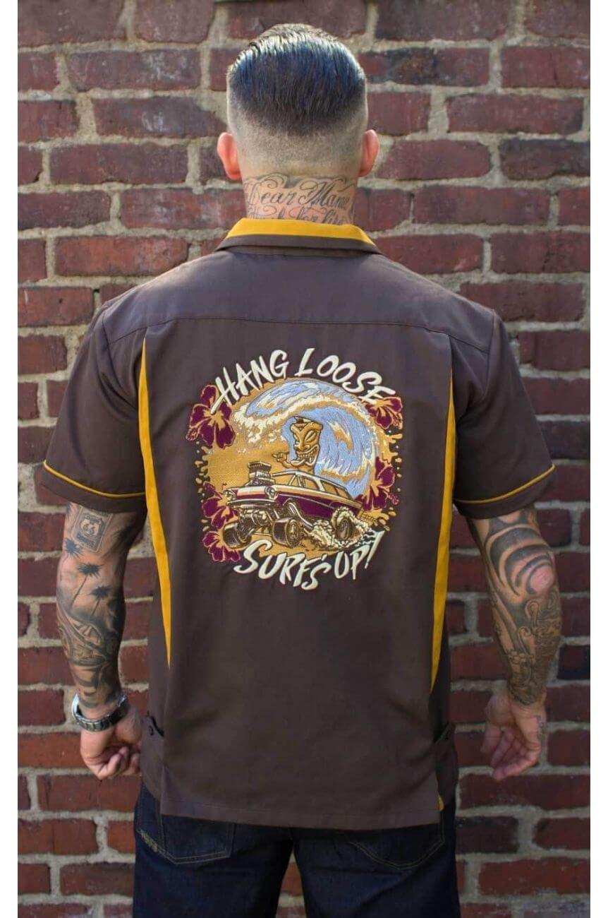 Chemise bowling rumble59