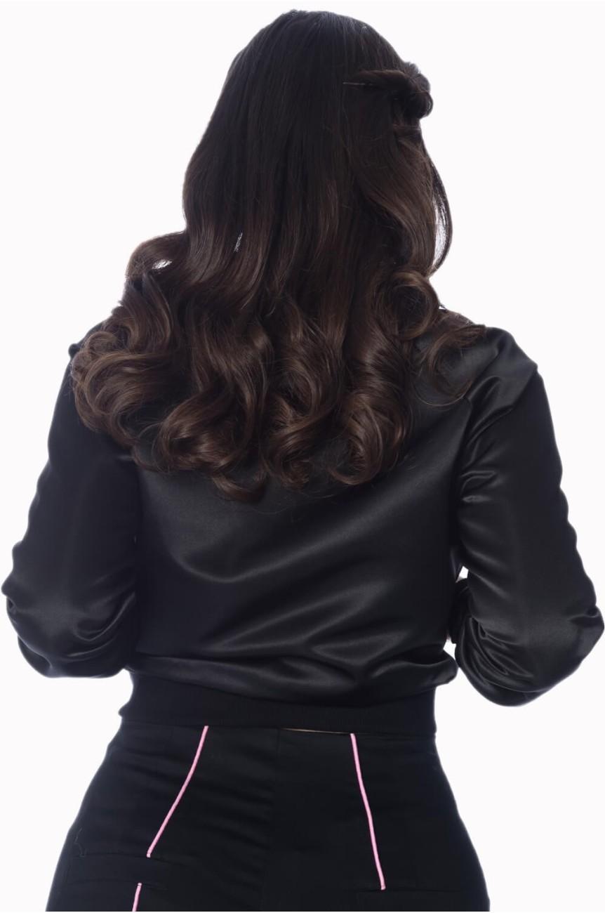 Bomber jacket femme