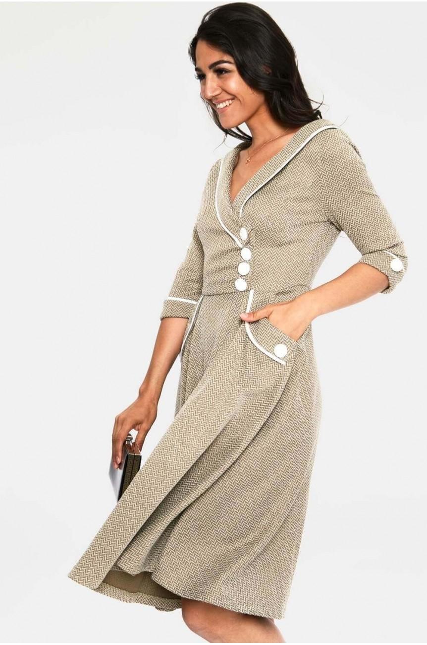 Robe années 50 Vixen