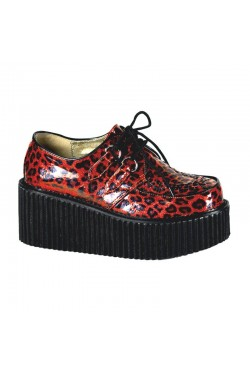creepers-208 leopard rouges demonia
