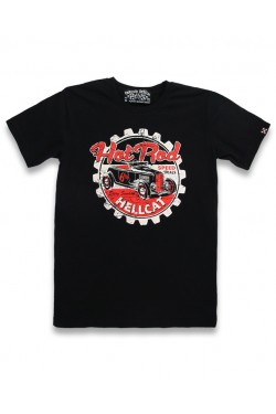 Tee shirt hot rod hellcat speed trials