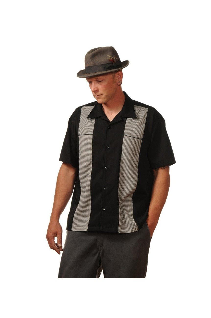 Chemise steady rockabilly
