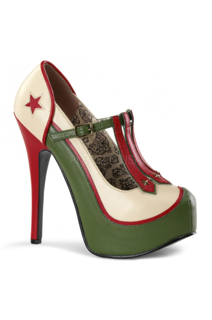 bordelo teeze-43 pin up militaire