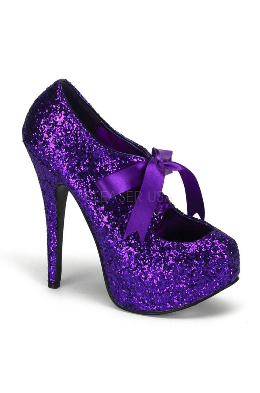 Chaussures a paillettes teeze 10 Bordello