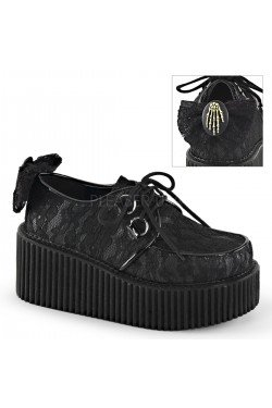 Demonia creepers 112 en dentelle