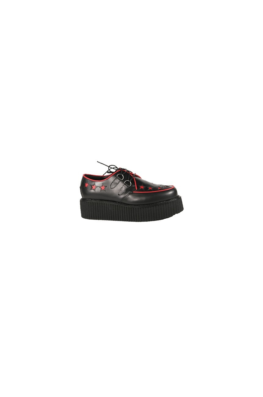 Creeper étoile rouge demonia creeper-225