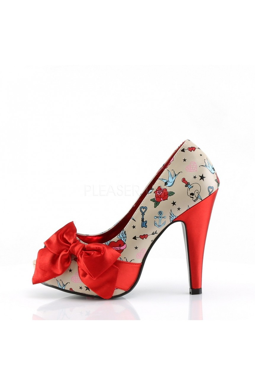 chaussure pin up
