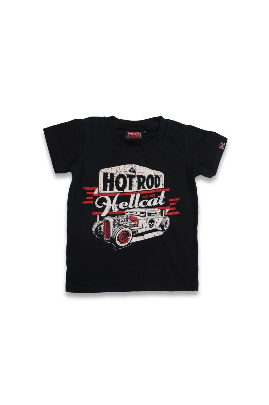 Tee shirt enfant LAGER hotrod hellcat