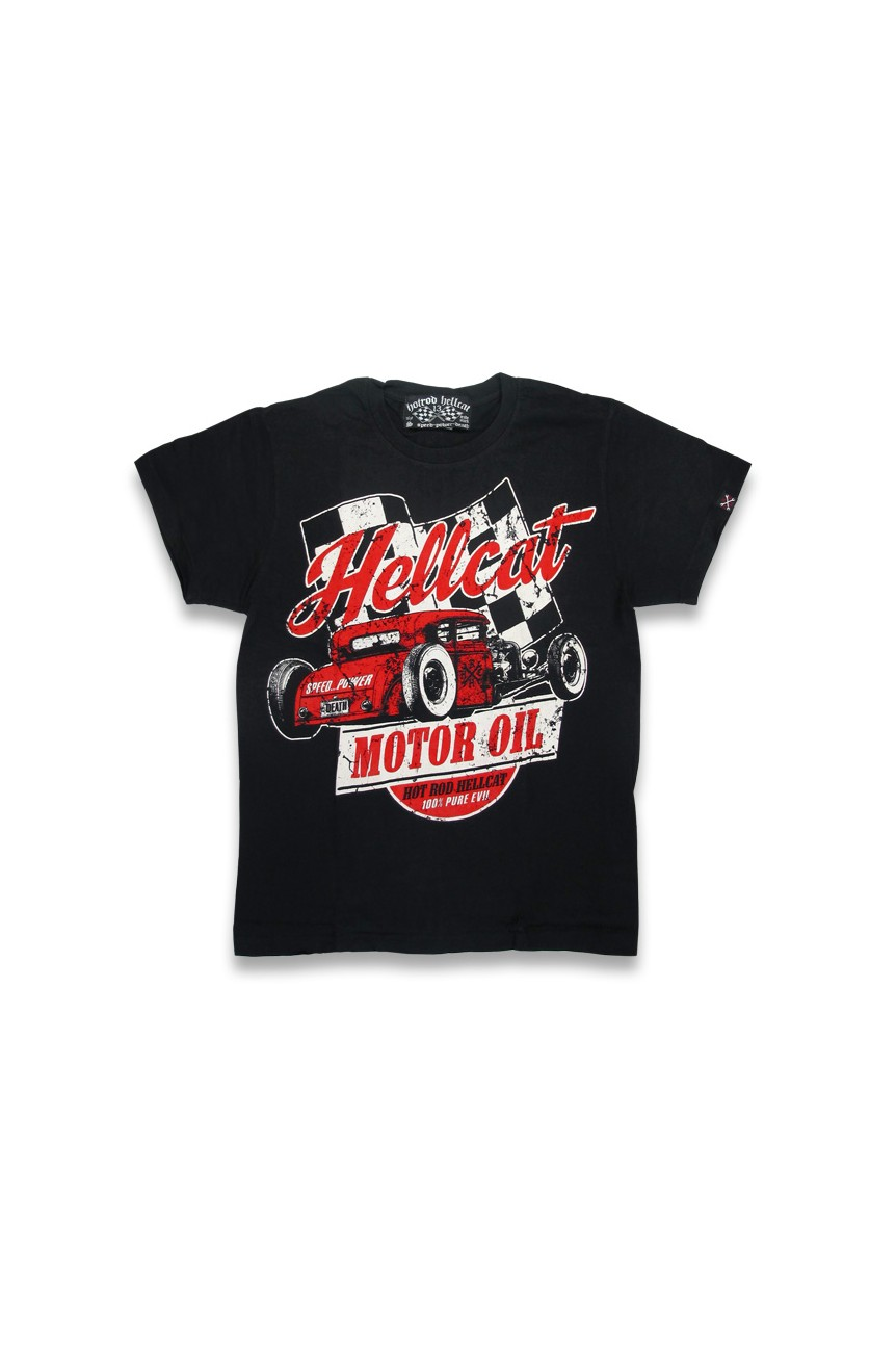 Tee shirt enfant motor oil
