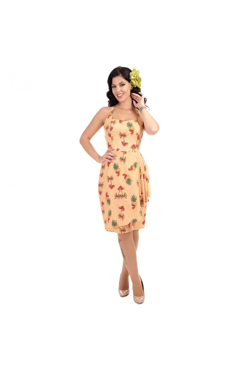 Robe pin up hawai