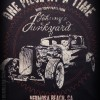 Tee shirt hot rod rumble59