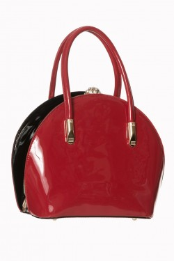 Sac pin up rockabilly rouge