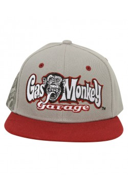 Casquette gas monkey garage hands