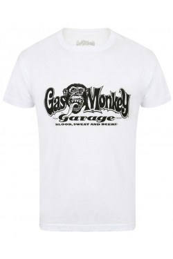 Tee shirt gas monkey OG logo