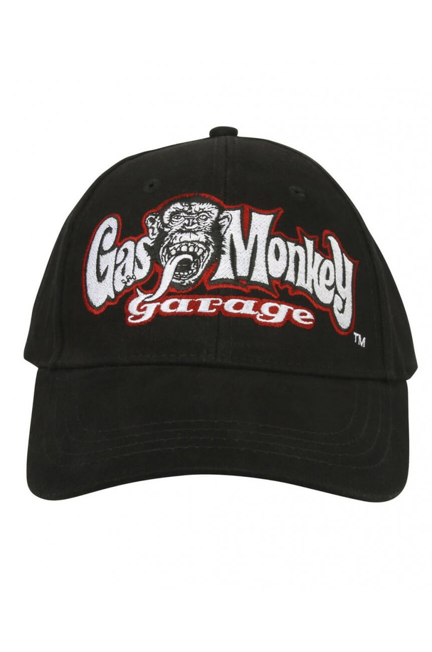 Casquette custom gas monkey garage