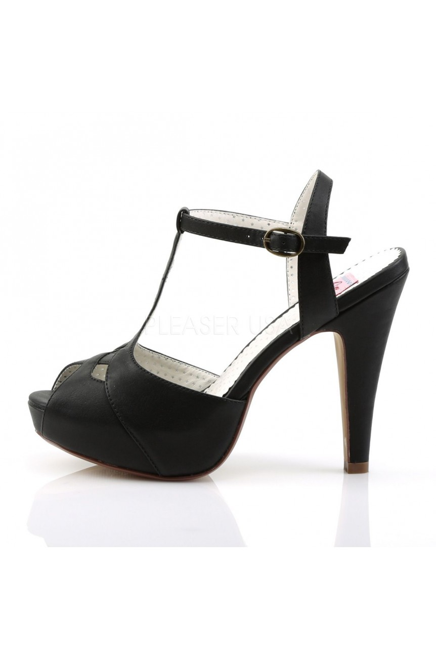 chaussure vintage pin up couture