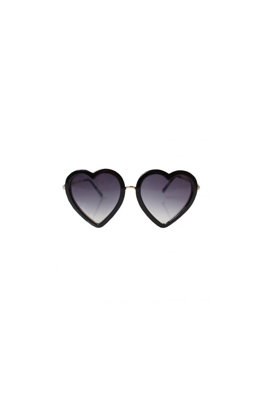 Lunettes coeur collectif